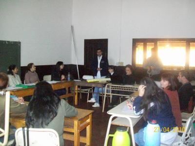 1° Reunión de Planificación Conjunta Bilateral