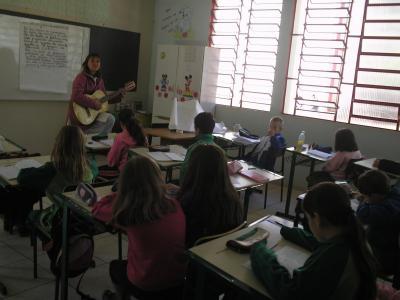 INICIARON INTERCAMBIO DE DOCENTES ENTRE ARGENTINA Y BRASIL
